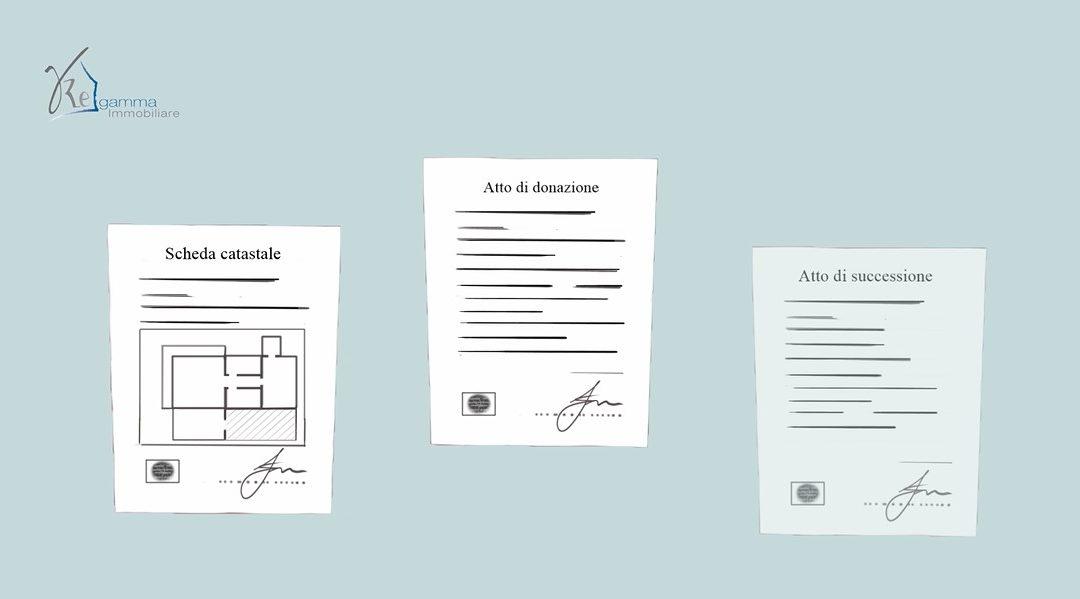 """Manuale per vendere casa in 8 punti – 4° """"La documentazione della casa"""""""