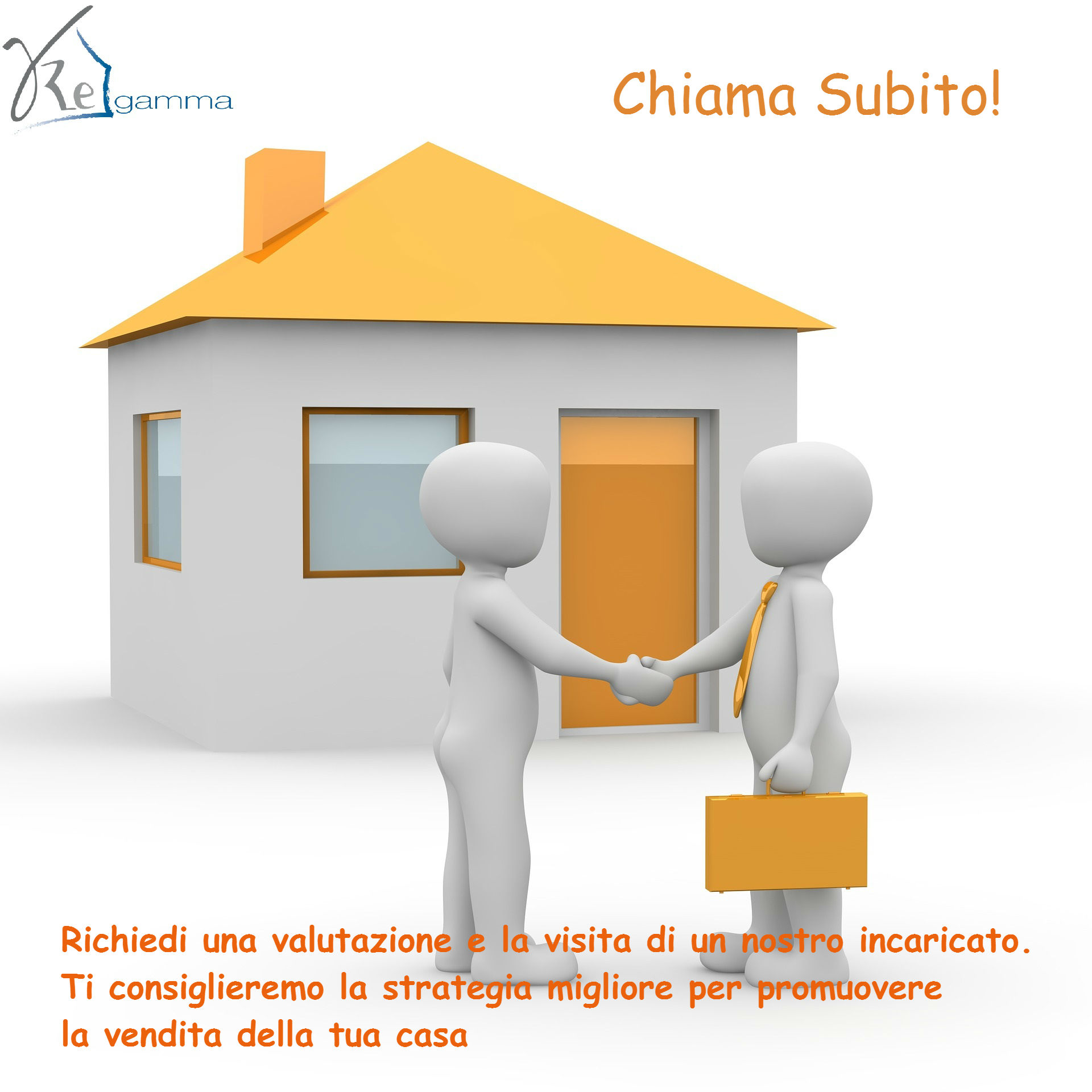 Richiedi la valutazione della tua casa regamma immobiliare - Valutazione immobile casa it ...